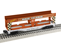 Hot Wheels 50th Anniversary Auto Rack | Model Trains (Rolling Stock)