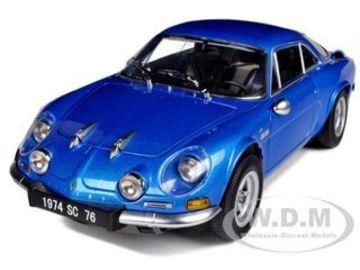 1974 Alpine Renault A110 1600SC | Model Cars