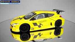 Renault Megane Trophy Racing | Model Racing Cars
