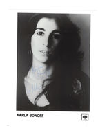 Karla Bonoff {Personally} signed 1979 Autograph | Posters & Prints
