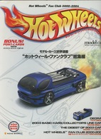Hot Wheels Fan Club 2000-2004 | Books