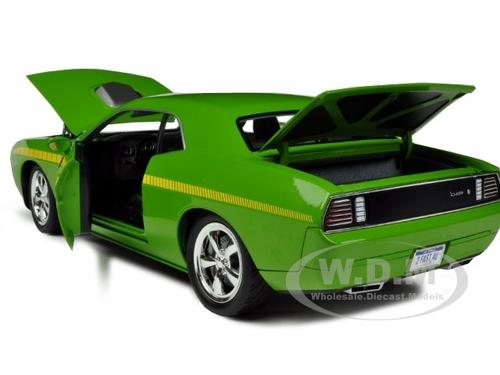 Dodge Cuda Concept | Model Cars | hobbyDB