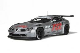 Mercedes SLR McLaren 722 GT | Model Racing Cars