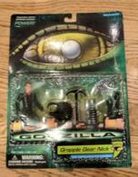 Godzilla, Grapple Gun Nick   Action Figures