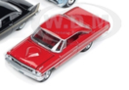 1964 Ford Galaxie 500 (Red) | Model Cars