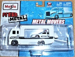 MCG Transport | Model Trucks
