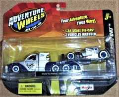 Missile Tow Flatbed / 1929 Ford Model A | Model Vehicle Sets