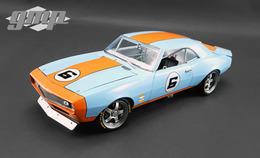 1968 Street Fighter Chevrolet Camaro | Model Racing Cars