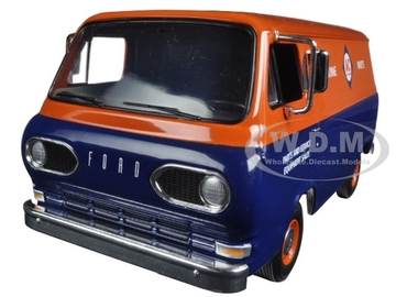 1963 Ford Econoline Van with Boxes | Model Trucks | hobbyDB