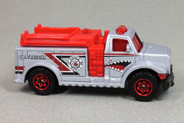 Highway Rescue Fire Truck | Model Trucks