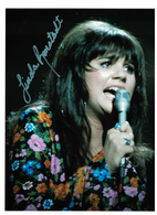 Linda Ronstadt signed Autograph with C.O.A. | Posters & Prints