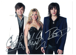 The Band Perry Signed Photo with C.O.A. | Posters & Prints