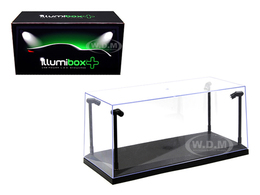 Collectible Display Show Case with LED Lights for 1/18 1/24 Models | Display Cases