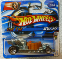 Hot Tub | Model Cars