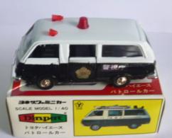 Toyota Hiace Patrol Car | Model Trucks