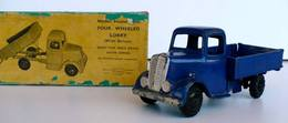 Four-Wheeled Lorry (With Driver)   Model Trucks