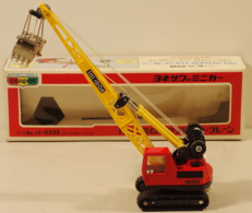 IHI IS-04 Crane | Model Construction Equipment