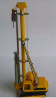 Ishiko 400B Pile Driver | Model Construction Equipment