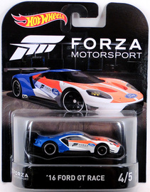2016 Ford GT Race | Model Racing Cars | '16 Ford GT Race - 5-car Forza set