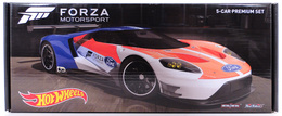 Forza Motorsport | Model Vehicle Sets | 5-car Forza set (front)