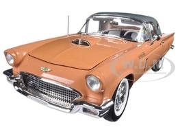 1957 Ford Thunderbird Convertible | Model Cars