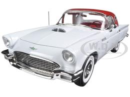1957 Ford Thunderbird Convertible 2016 Christmas Edition | Model Cars