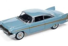 1958 plymouth fury %2528bluebonnet blue%2529 model cars 66badde3 5b7b 406d b55b ff9d68b408fd medium