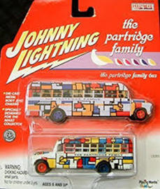 Partridge Family Bus | Model Buses