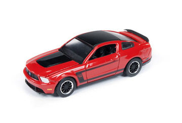 2012 Ford Mustang Boss 302 | Model Cars