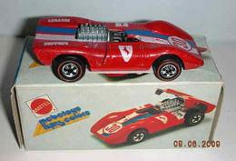 Ferrari 312P | Model Racing Cars