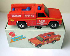 Emergency Squad | Model Trucks