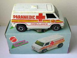 Paramedic | Model Trucks