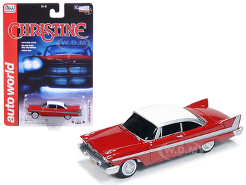 "1958 Plymouth Fury ""Christine"" 