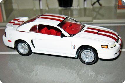 Ford 2000 Mustang | Model Cars & Ford 2000 Mustang | Model Cars | hobbyDB markmcfarlin.com