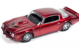 Pontiac 1975 Firebird T/A | Model Cars