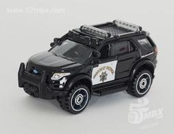 2013 Ford Explorer Police Interceptor | Model Trucks