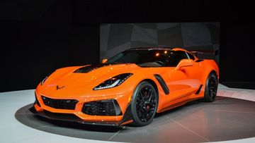 2019 Corvette ZR-1 | Cars | 2019 Chevrolet Corvette ZR-1