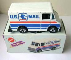 Letter Getter | Model Trucks