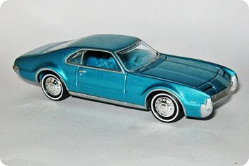 Oldsmobile 1967 Toronado | Model Cars