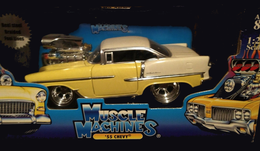 1955 Chevrolet Bel-Air | Model Cars