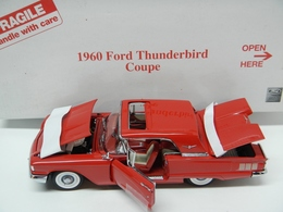 1960 Ford Thunderbird Coupe | Model Cars
