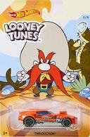Twinduction | Model Cars | Hot Wheels Looney Tunes Yosemite Sam