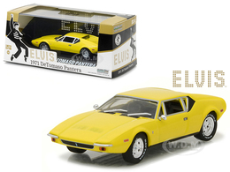 1971 De Tomaso Pantera | Model Cars