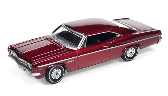 1966 Chevy Impala Ss Model Cars Hobbydb
