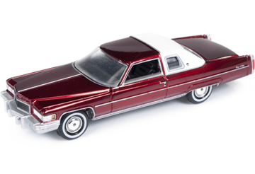 1976 Cadillac Coupe DeVille | Model Cars