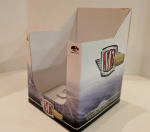 M2 Machines Cardboard Display Box | Carrying & Storage Cases