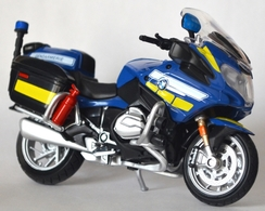 BMW R 1200 RT  Gendarmerie Française | Model Motorcycles