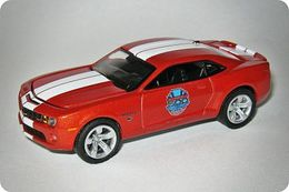2010 Chevrolet Camaro SS | Model Cars