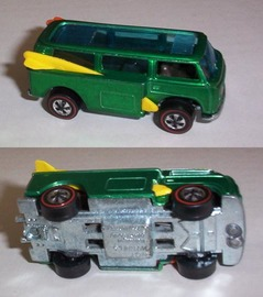 Volkswagen Beach Bomb (Rear Loader Type A, 1st Run) | Model Trucks