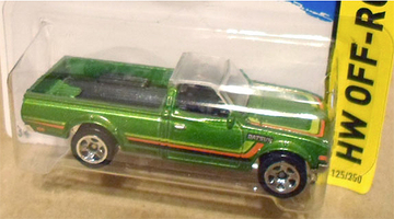 Datsun 620 | Model Trucks